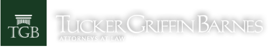 Tucker Griffin Barnes PC Attorneys at Law logo